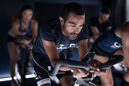 Indoor cycling Performance